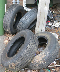 P215/70R15 98S Tires (set of four) - all seasons