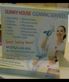 Cleaining Services