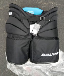 Goalie Pants L Bauer 7000 SR, NEW With Tags
