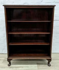 Small Queen Anne Style Bookcase (DELIVERY AVAILABLE)