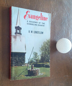 Evangeline, A Souvenir of the Evangeline Country, Longfellow Kitchener / Waterloo Kitchener Area image 1