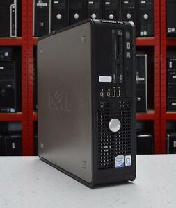 Small DELL745 Tower WiFi,Win8,KodiTV,Office2013,CD/DVD,Antivirus