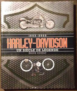 4 livres Harley-Davidson