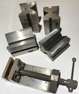 Precision V-blocks and vice