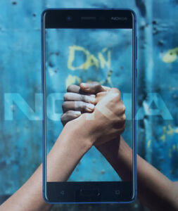 Nokia 5 BRAND NEW UNLOCKED 16GB Temped Blue Color