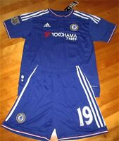 Jersey soccer et Short CHELSEA 2016 - DIEGO COSTA - HOME - KIDS