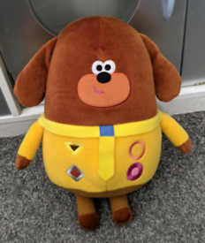 Hey duggee Cbeebies talking soft toy for boys or girls