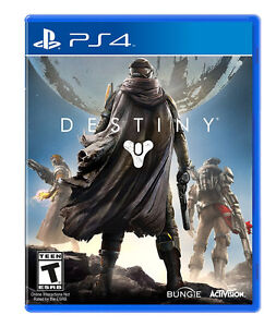 JEU VIDEO CONSOLE PS4 DESTINY PLAYSTATION GAME