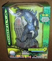GODZILLA Bank with ACTION LIGHTS & SOUNDS NEW IN BOX