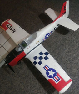RC Plane Parkzone T28 trainer Airplane