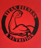Titan Fitness & Nutrition - What's YOUR Reason?