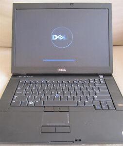 "Dell Latitude 15.4"" laptop 2.67 Ghz CPU 4 GB memory"