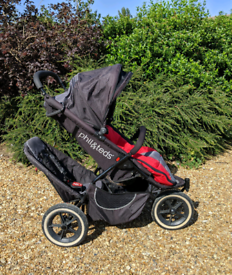 Phil & Ted Classic V2 double stroller pram buggy