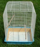 Bird Cage  - base is damaged, top is ok