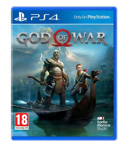 God of War - Brand New 10/10 Condition (PS4)