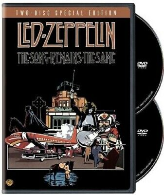 LED ZEPPELIN: THE SONG REMAINS THE SAME - 2 DISC EDITION 🌠🌠🌠NEW DVD🌠🌠🌠