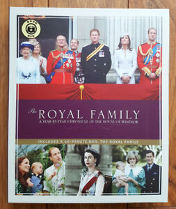 """The Royal Family"" - Book and DVD Box Set - EXCELLENT CONDITION"