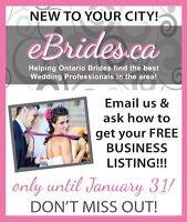FREE BUSINESS LISTING!