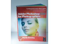 Adobe photoshop CS2- photography book
