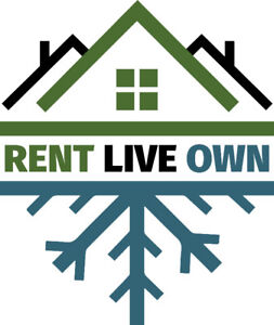 Tired of Renting?  RENT LIVE OWN