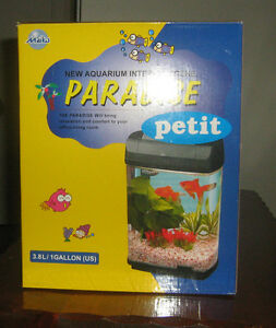 1 GALLON FISH AQUARIUM