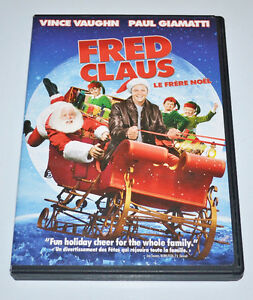 Fred Claus - DVD St. John's Newfoundland image 1