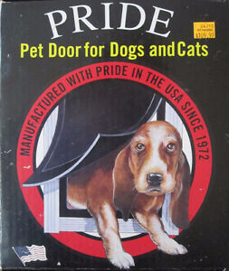 Pride Pet Door For Dogs And Cats SD300