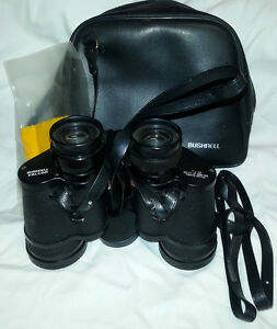 Bushnell Falcon Binoculars with Case 7X35