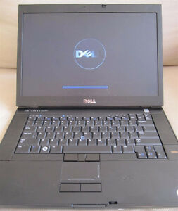 "Dell Latitude 15.4"" laptop 2.67 Ghz CPU 4 GB memory"