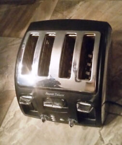 Grille pain - Toaster - 4 tranches