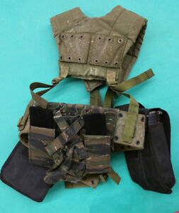 paintball vest, pods for extra paintball