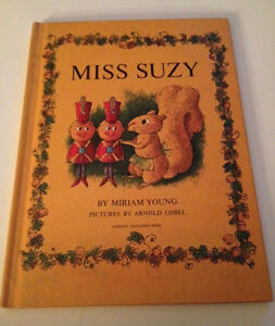 Miss Suzy- Vintage Parents' Press book-Miriam Young-1964 London Ontario image 1