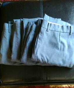 Jean Vanier uniform pants