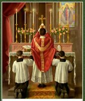 Traditional CATHOLIC LATIN MASS Moncton Dieppe area Dec 6 & 13th
