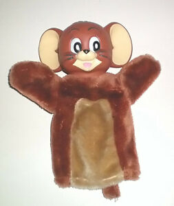 Vintage Jerry Mouse Hand Puppet from Tom and Jerry Cartoons London Ontario image 1