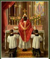 MESSE CATHOLIQUE Traditionnelle en LATIN à TRACADIE 22 déc.