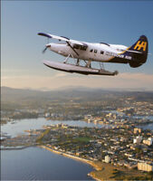 Great gift idea! Harbour Air Flights
