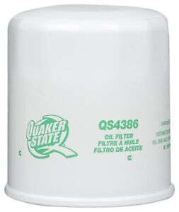 Quaker State QS4386 Automotive Motor Oil Filter - New Stock