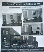 Prime Commercial Office Space in Downtown Charlottetown