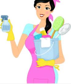 Cleaner/housekeeper/ironing