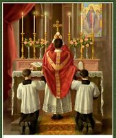 Traditional CATHOLIC LATIN MASS in ST. JOHN'S Aug 10th & 11th