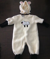 * ~ unisex little lamb costume ~ 18-24 months ~ retailed $50+