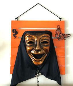 Masque theatral