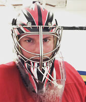 Goalie looking for pick up/shinny hockey