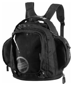 F.S: Icon Urban Tank Bag (Black) for Motorcyle