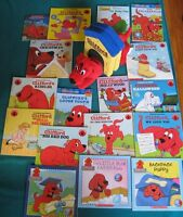 Clifford Book Ends and 21 Books