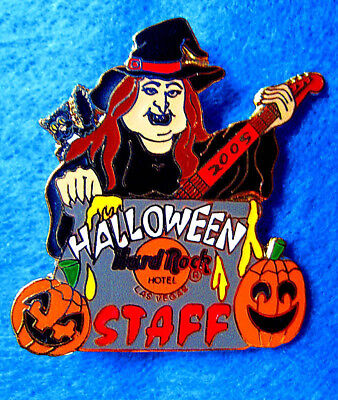 Las Vegas Hotel Personal Halloween Hexe Spell Magic Potion Katze Hard Rock