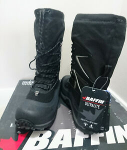 BAFFIN MEN'S KOOTENAY INSULATED ACTIVE WINTER BOOTS, NEW IN BOX