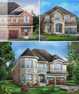 Freehold Towns From $599,900*Semis & Detached House in Waterdown
