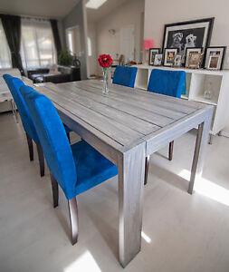 Handmade Modern Farmhouse Table (Pick your color)